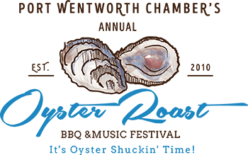 Shucked oysters at Port Wentworth's Oyster Roast