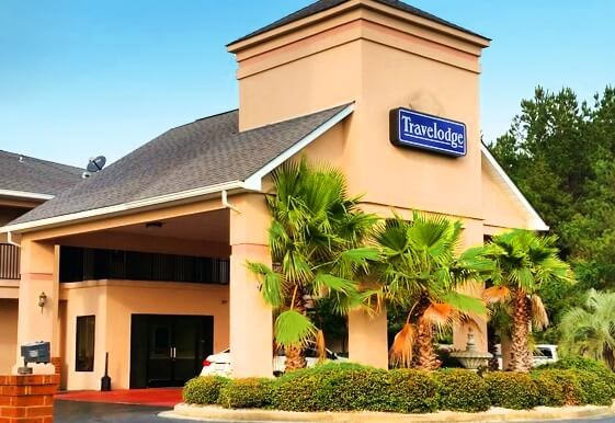 Travelodge Port Wentworth Savannah hotel in Georgia